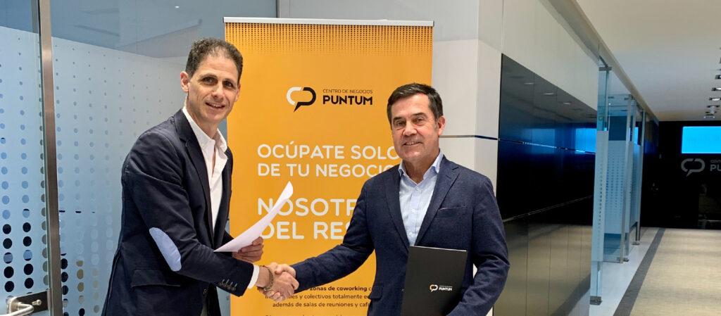 Acuerdo entre Puntum y Contamar
